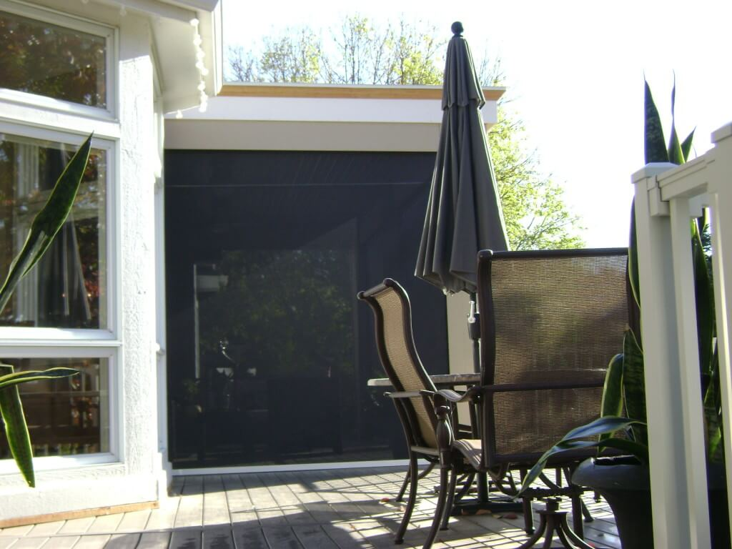 Awning examples more des moines ia bonita springs for Retractable screen porch systems