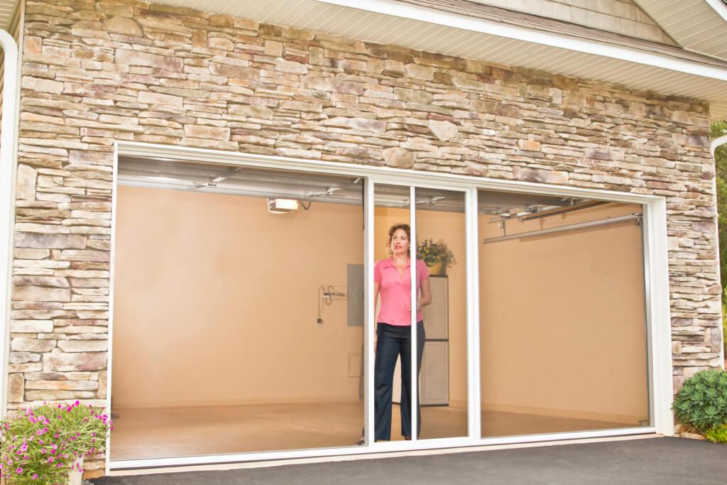 Lifestyle Garage Door Screen