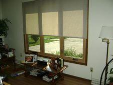 Interior Solar Shade