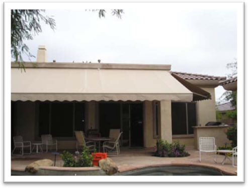 solutions patio motorized retractable awning awnings aluminum